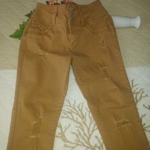 Ymi Capri Jeans